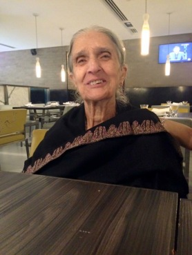 Bhabi 85th birthday